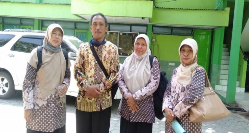 Guru dan Kepala MAN 1 Kota Madiun Ikuti Asesmen Kompetensi Guru