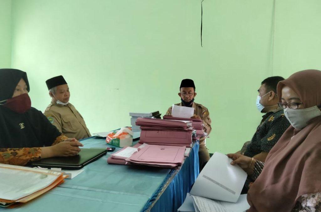 Rapat Persiapan UM, PKKM, dan PPDB MAN 1 Kota Madiun