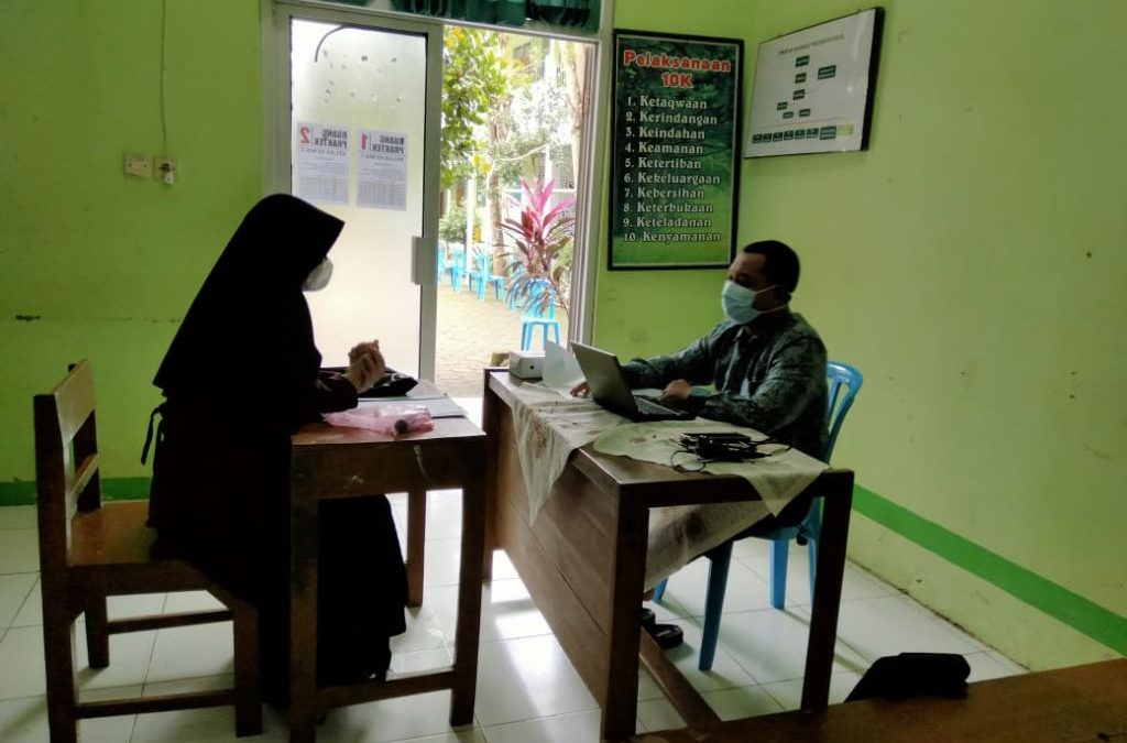 Ujian Praktek, Pelengkap Kelulusan Siswa MAN 1 Kota Madiun
