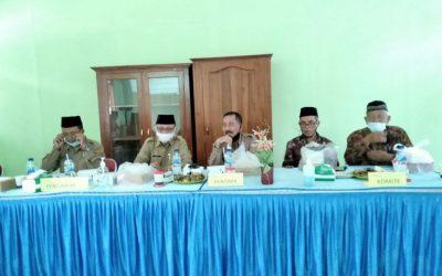 Upaya Peningkatan Kompetensi Madrasah, MAN 1 Kota Madiun Laksanakan Penilaian Kinerja Kepala Madrasah